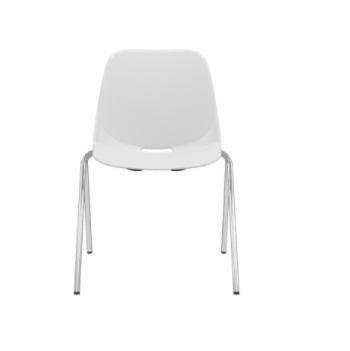 Cadeira Fixa Quick Branco