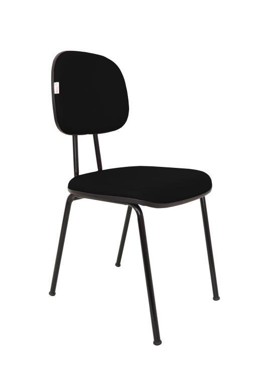 Cadeira Fixa Secretaria Bolt