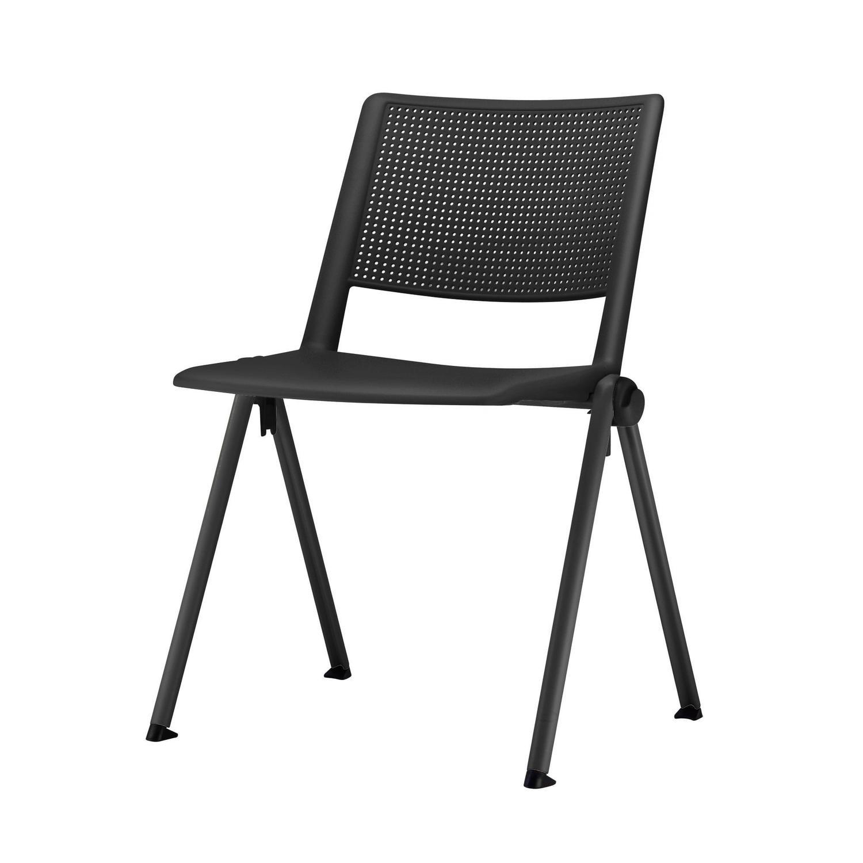 Cadeira Fixa Up Preto