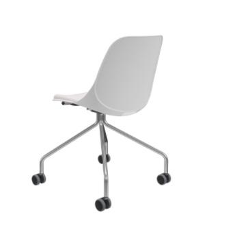 Cadeira Giratória Quick Branco