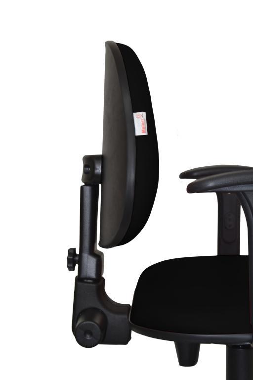 Cadeira Giratoria Zeus Executiva Back System