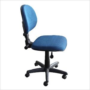 Cadeira Giratoria Zeus Executiva Back System sem Braco