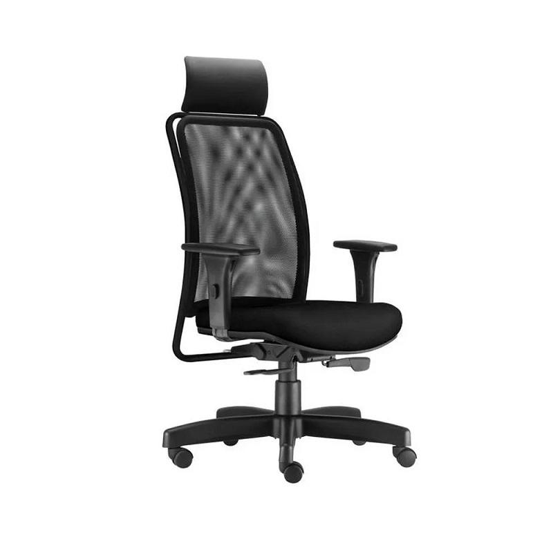 Cadeira Presidente Soul Preta