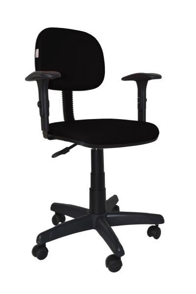 Cadeira Secretaria Bolt com Braco Regulavel