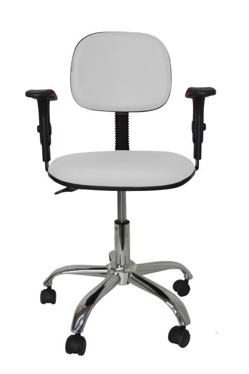 Cadeira Secretaria Bolt CR com Braco Regulavel