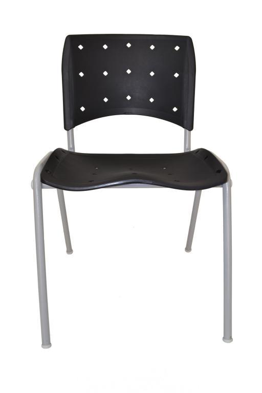 Cadeira Secretaria Ergoplax Fixa BC