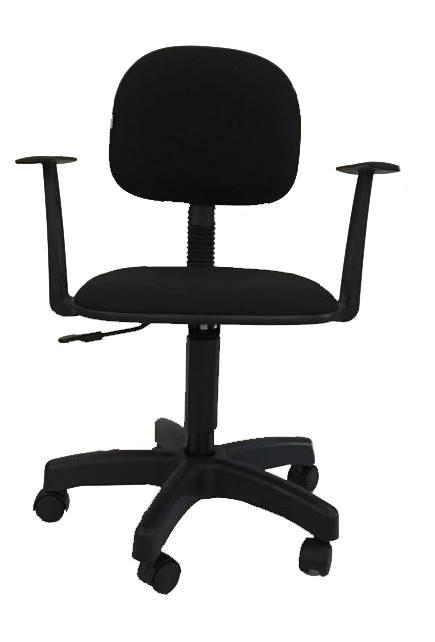 Cadeira Secretaria Giratoria Polo com Braco T