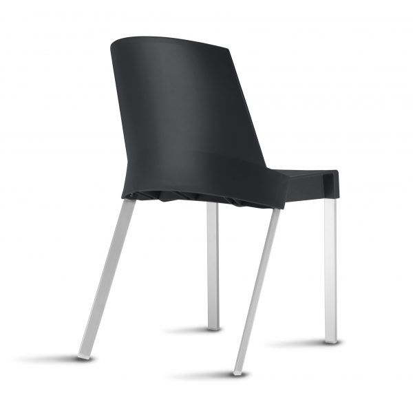 Cadeira Shine Preta