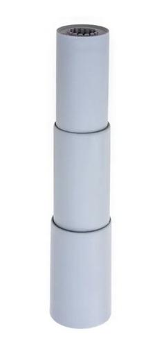 Capa Telescopica 3 Estagios para Pistao Cinza