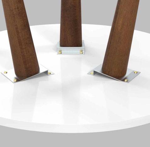 Mesa de Apoio Legs Branco