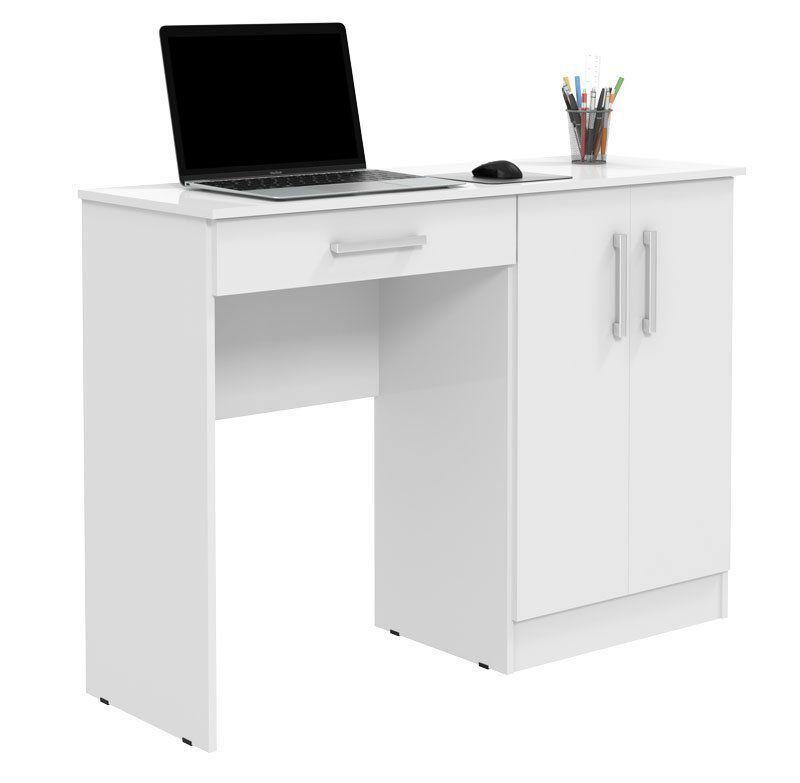 Mesa de Computador Space Branca