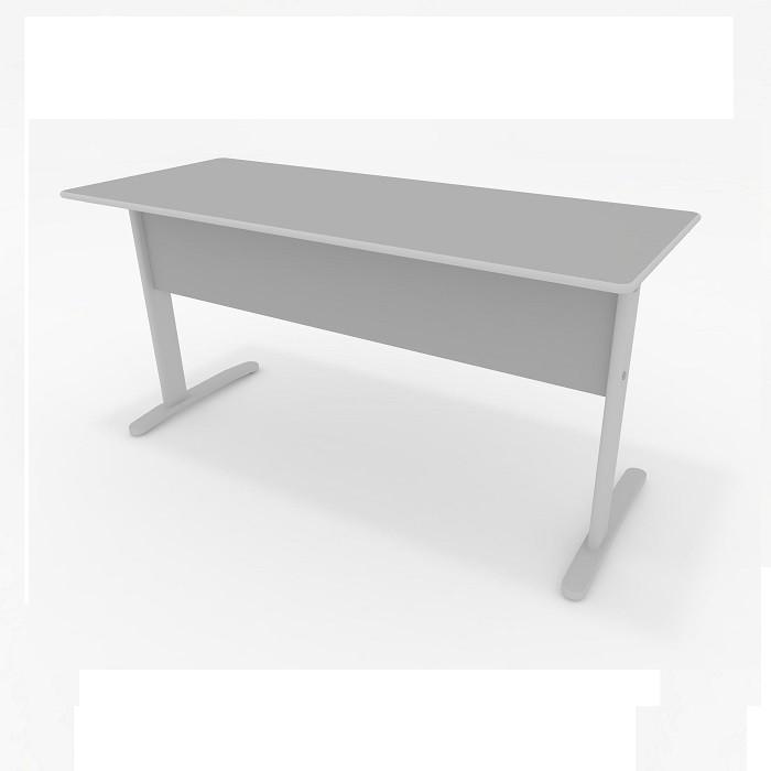 Mesa de Escritório Slim 1,20 x 0,60 Cinza