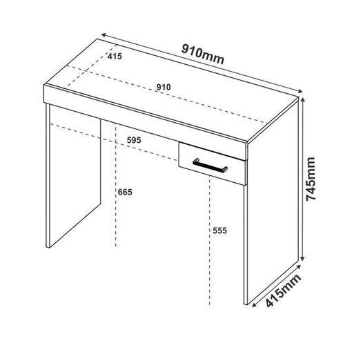 Mesa para Notebook Cooler com Gaveta