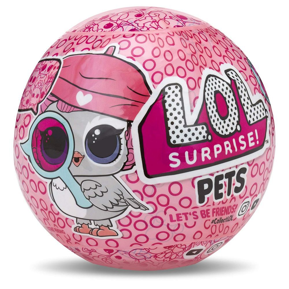 751d6ea760 Boneca LOL Surprise PETS Ball - Eye Spy Series - CANDIDE Candide ...