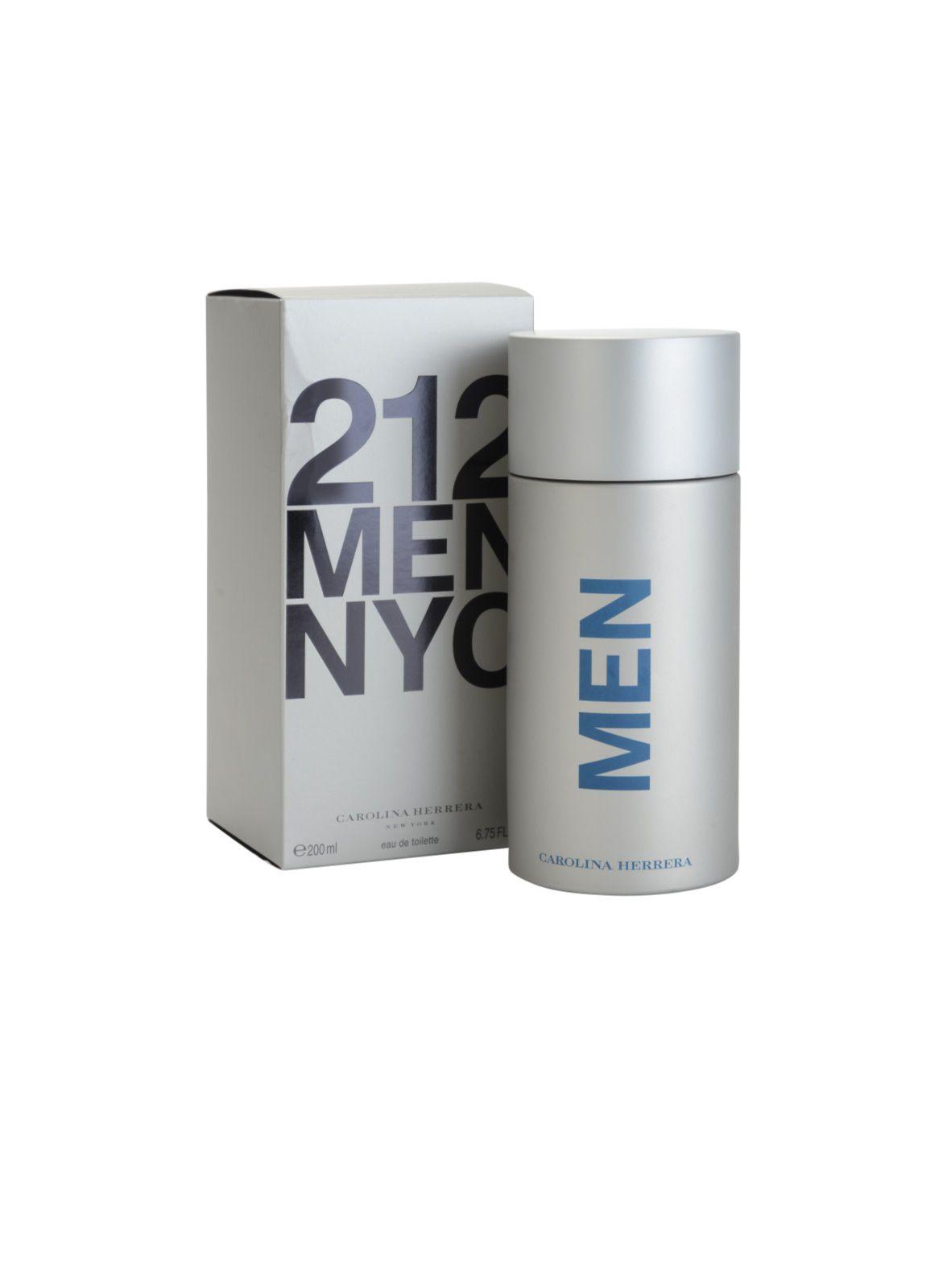 Perfume 212 Men Masculino Eau de Toilette 200ml - Carolina Herrera fe17c1f0d3