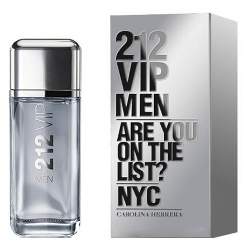 c771c7a8a Perfume 212 VIP Men Eau de Toilette Masculino 100ml - Carolina Herrera