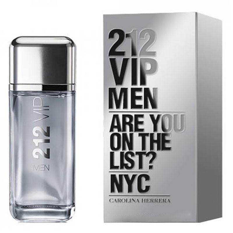 59dc85870d Perfume 212 VIP Men Eau de Toilette Masculino 200ml - Carolina Herrera