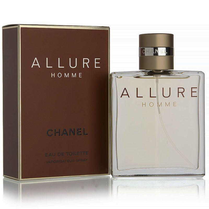 a8b68283286 Perfume Allure Homme Masculino Eau de Toilette 100ml - Chanel CHANEL ...