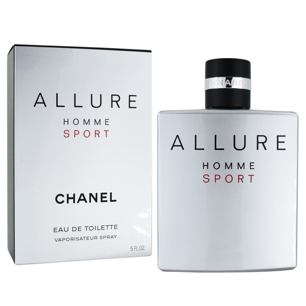 04eece3fa39 Perfume Allure Sport Masculino Eau de Toilette 100ml - Chanel CHANEL ...