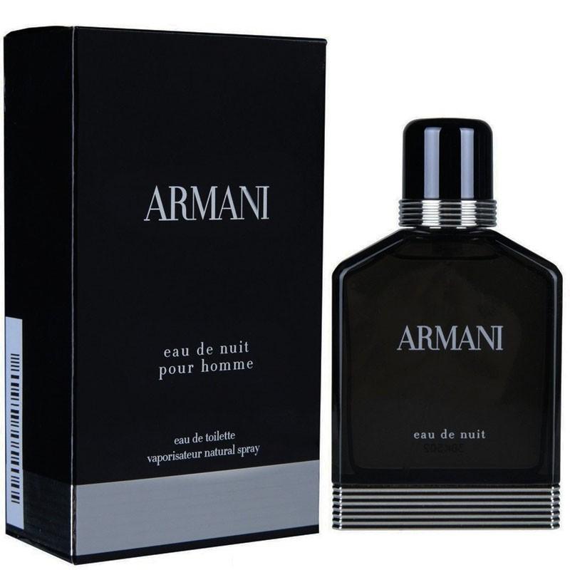 c834c44c7f624 Perfume Armani Eau De Nuit Masculino Eau de Toilette 100ml - Giorgio ...