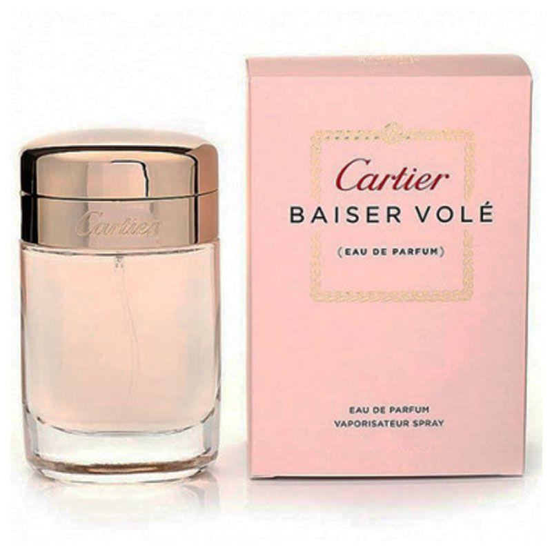 65f56c7aad3 Perfume Baiser Vole Feminino Eau de Parfum 50ml - Cartier CARTIER ...