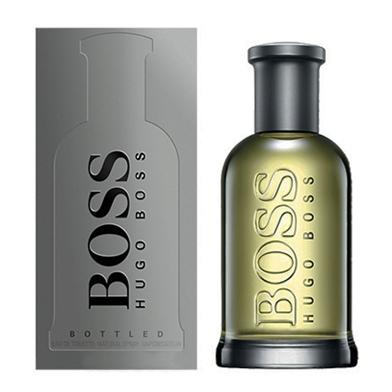 37520c6aee Perfume Boss Bottled Masculino Eau de Toilette 50ml - Hugo Boss HUGO ...