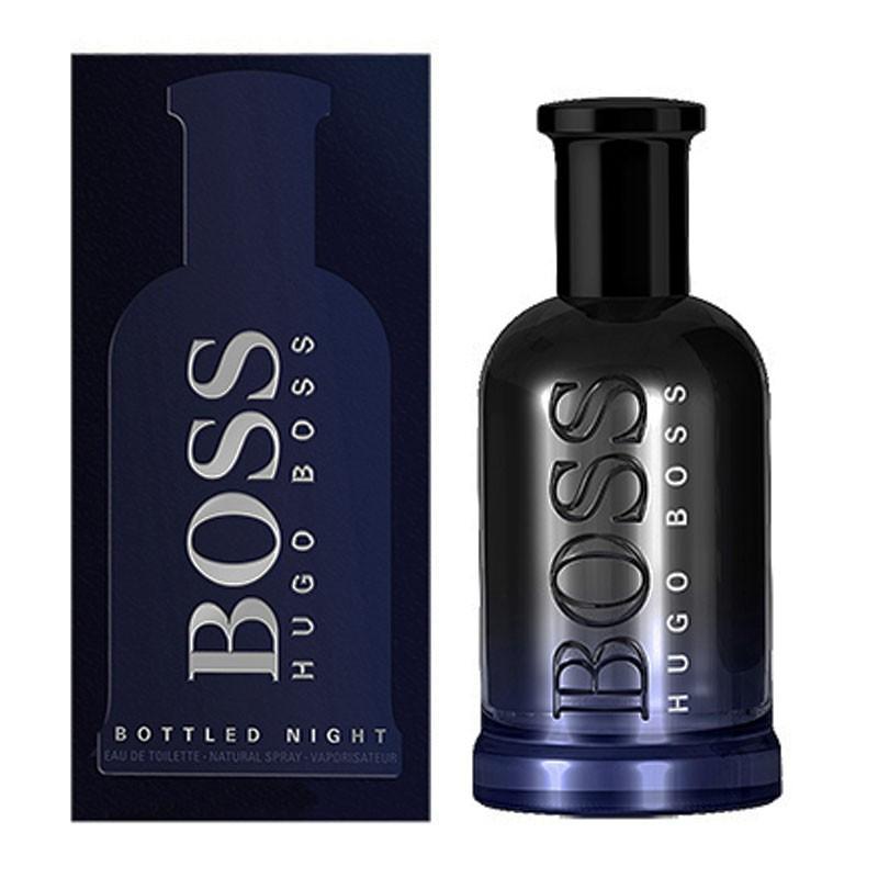 b275aed8c906 Perfume Boss Bottled Night Masculino Eau de Toilette 100ml - Hugo ...