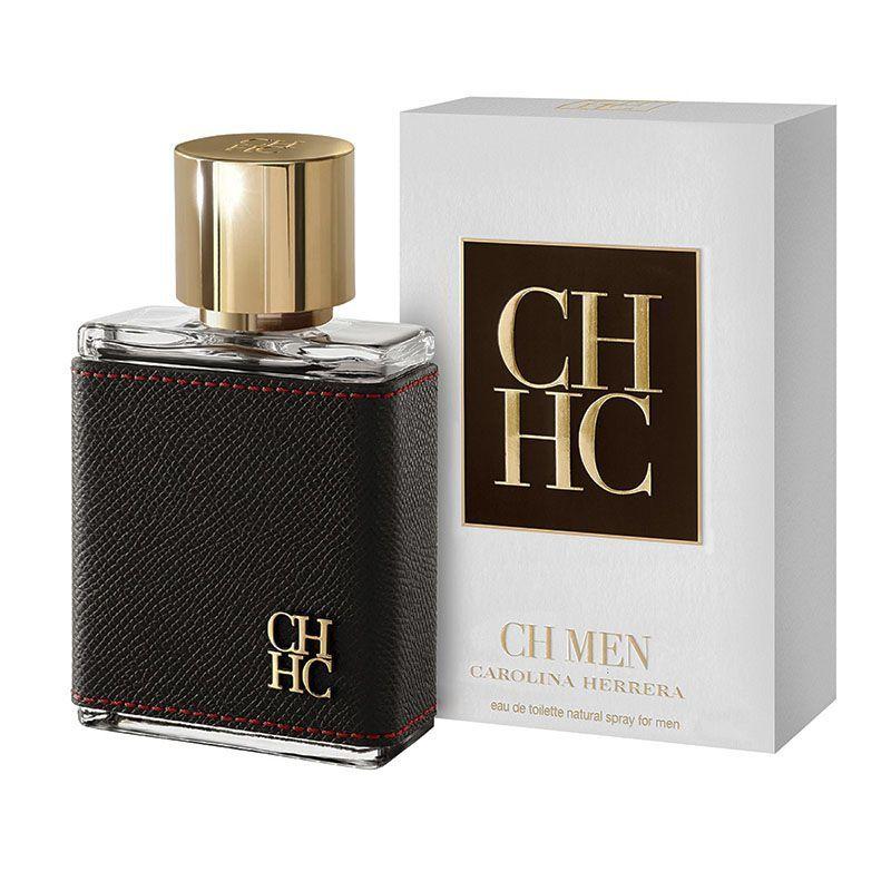 Perfume CH Men Masculino Eau de Toilette 200ml - Carolina Herrera ... 5c158e7566
