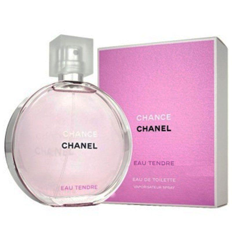 7e15c80862f Perfume Chance Feminino Eau de Toilette 100ml - Chanel CHANEL ...