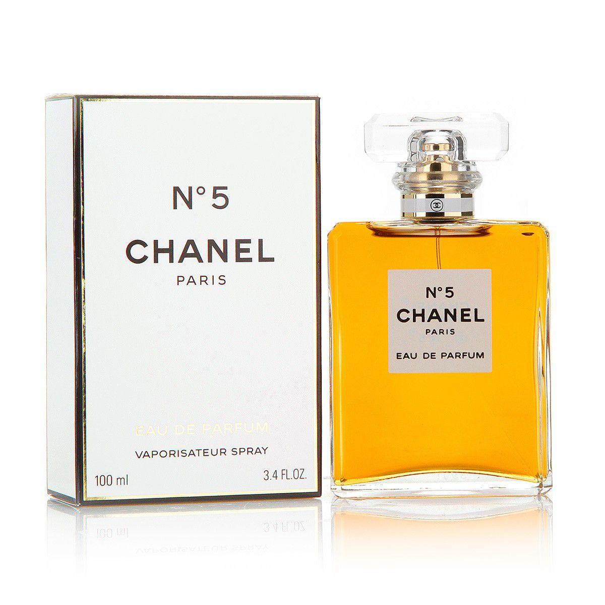 19666be9bfb Perfume Chanel Nº5 Feminino Eau de Parfum 100ml - Chanel CHANEL ...