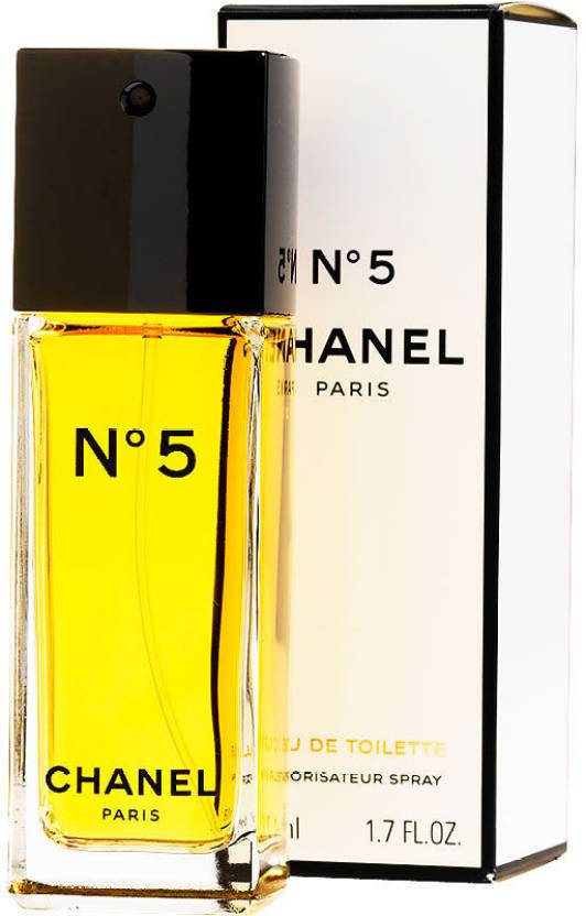 eb863e2df7f Perfume Chanel Nº5 Feminino Eau de Toilette 100ml - Chanel CHANEL ...