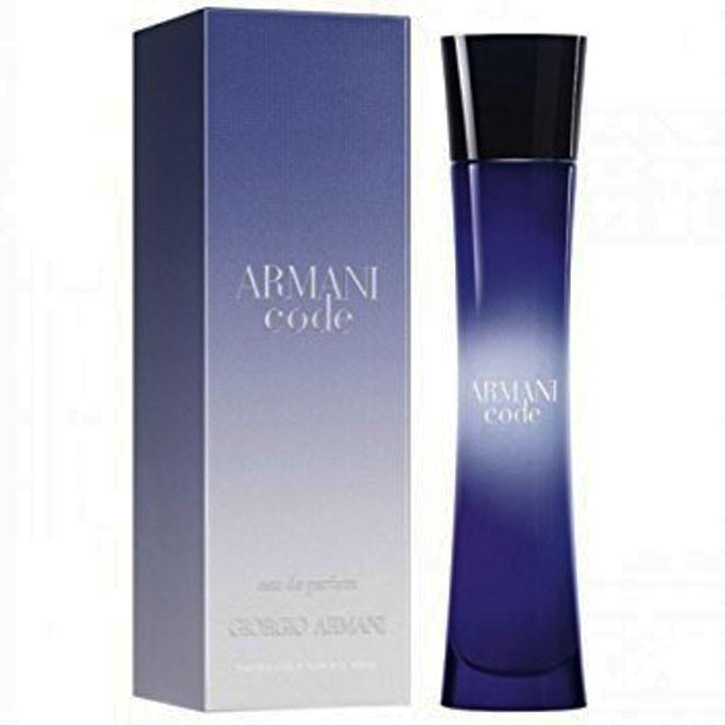 Perfume Code Femme Feminino Eau de Parfum 50ml - Giorgio Armani ... cfda9894bf