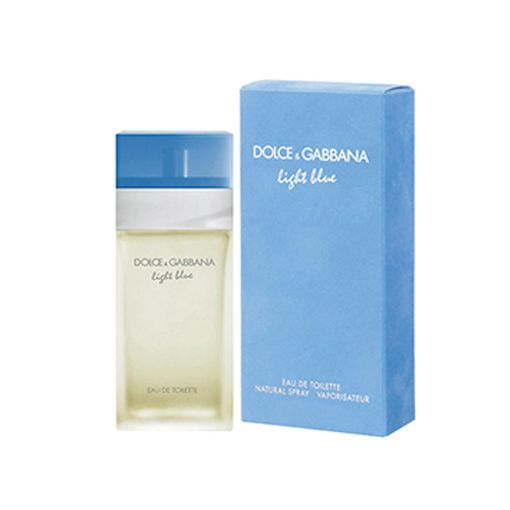 23c25b20a9923 Perfume Light Blue Dolce   Gabbana Eau de Toilette Feminino 100ml - Dolce    Gabbana