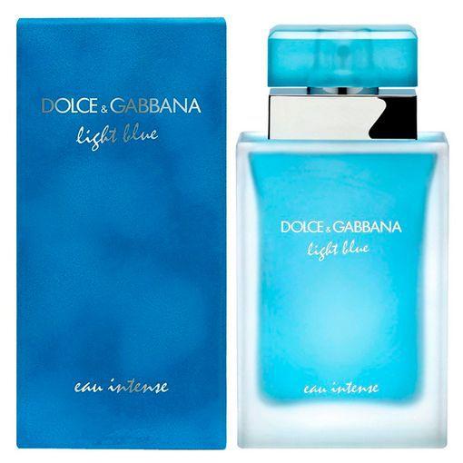 2d20046c43d30 Perfume Dolce Gabbana Light Blue Intense Feminino Eau de Toilette ...