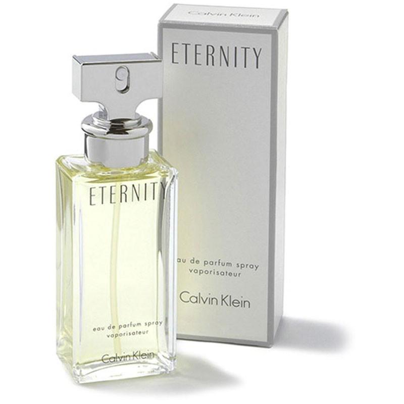 1ac2e5bfced2d Perfume Eternity Feminino Eau de Parfum 100ml - Calvin Klein CALVIN ...