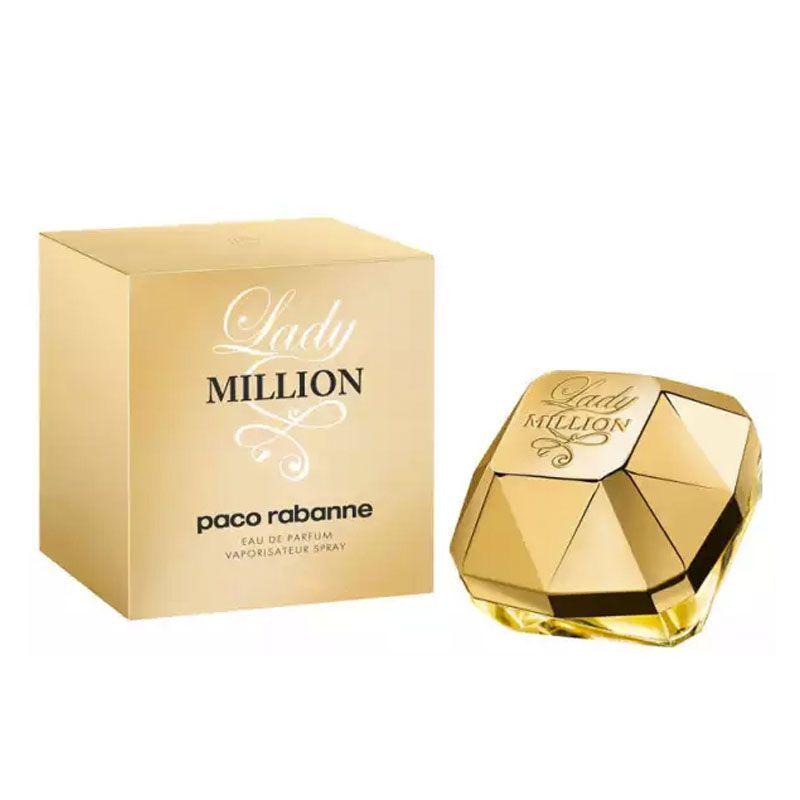fc75e7607a09a Perfume Lady Million Feminino Eau de Parfum 30ml - Paco Rabanne PACO ...