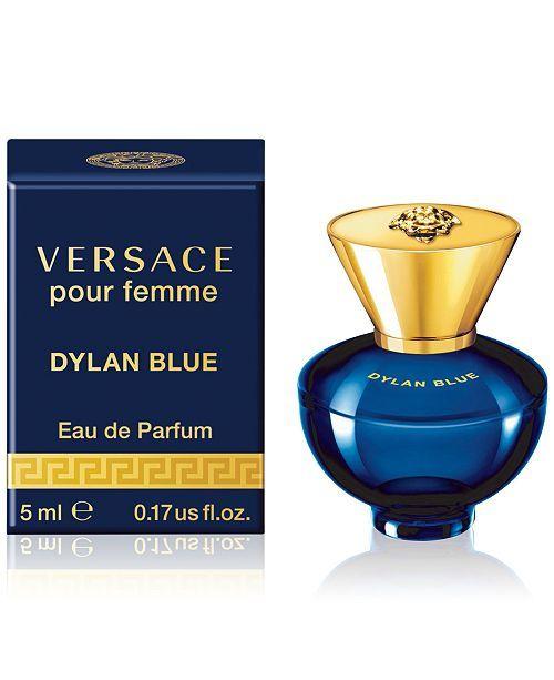 23331310d3 Perfume Miniatura Dylan Blue Feminino Eau de Parfum 5ml - Versace ...