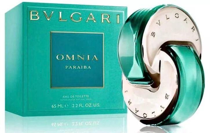 39403de793ca9 Perfume Omnia Paraiba Feminino Eau de Toilette 65ml - Bvlgari ...