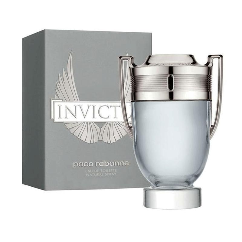 Perfume Paco Rabanne Invictus Masculino Eau De Toilette 50ml f63fc83aa8