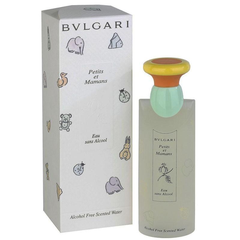 58f96024f876f Perfume Petits   Mamans Infantil Eau de Toilette 100ml - Bvlgari ...