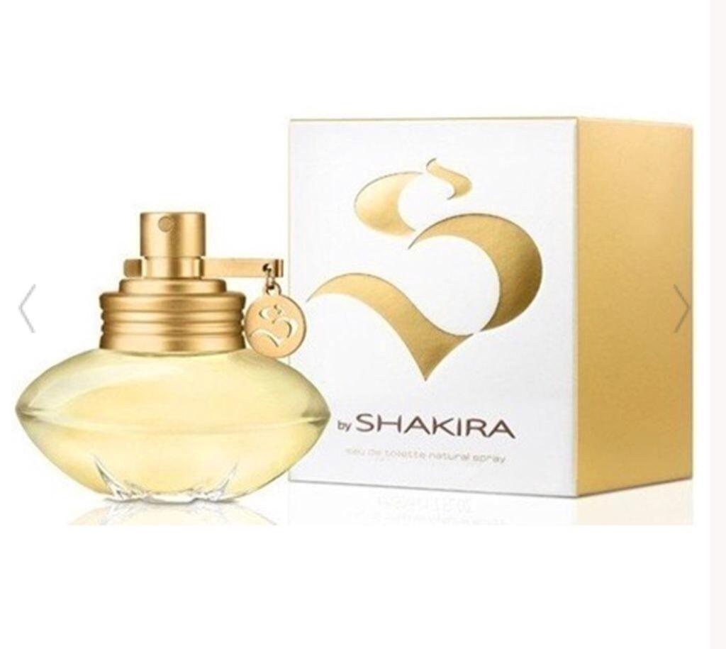 7fdbdc231d Perfume S By Shakira Feminino Eau de Toilette 80ml - Shakira SHAKIRA ...