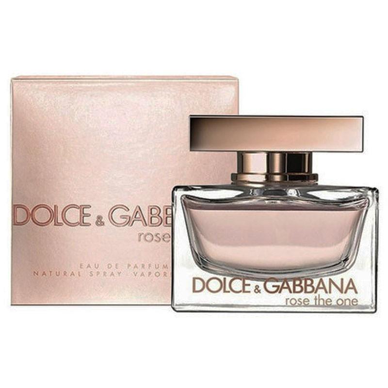 Perfume The One Rose Feminino Eau de Parfum 75ml - Dolce Gabbana ... 25a6085862