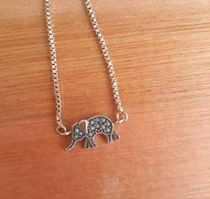Pulseira ajustável  elefante