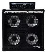 Amplificador Master Sbk400 P/baixo C/caixa Acustica 4 Falant