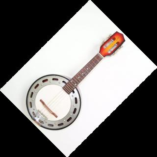 Banjo Passion Acustico Sumburst