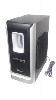 Caixa Acústica Semp Toshiba Sub Passivo Unidade