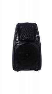 Caixa Acústica Supertech Capela Falante4Suspensão Acústicosom Ambiente 8h Tela Total 30wref Preta