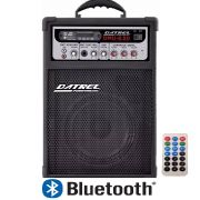 Caixa Amplificada Datrel Dmu8.50 Bluetooth Usb/Cd/Fm C/Cont.Remoto Multiuso 50wrms