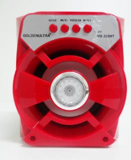 Caixa Amplificada Golden Ultra Ms235bt Com Bluetooth