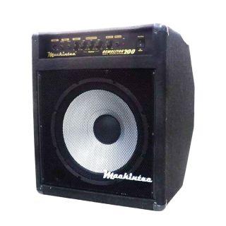 Caixa Amplificada Mackintec Demolitor200 Baixo 200wrms